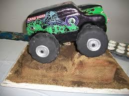 remote control monster truck grave digger gravedigger monster truck cakecentral com