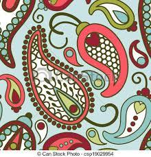 paisley pattern vector vector seamless orient paisley pattern clipart vector search