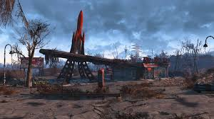 minecraft truck stop red rocket truck stop the vault fallout wiki fallout 4