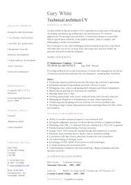 Sample Architect Resume Sample Resume Of An Architect U2013 Topshoppingnetwork Com