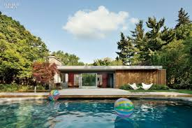summer refreshment superpower pool house by tongtong