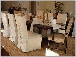 Slipcovers Dining Room Chairs Without Arms Chairs  Home - Dining room chair slipcovers with arms