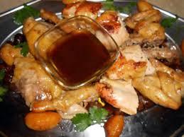 cuisine chapon roti recette de mini chapon roti aux marrons