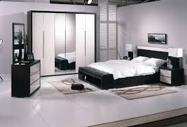 Shiny Black Bedroom Furniture Pink White Flower Bed Cover Black White And Red Bedroom Decorating