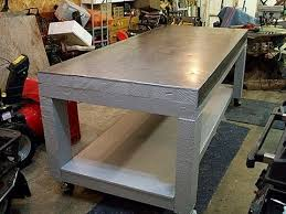 how i made my shop table for small engine repair youtube