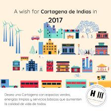 Colors In 2017 A Wish For Cartagena De Indias In 2017