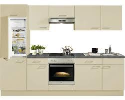 cuisines hornbach bloc cuisine ilona vanille 270 cm acheter sur hornbach ch