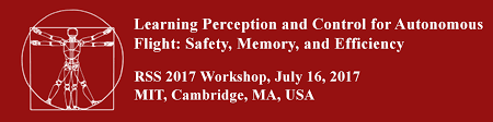 rss 2017 workshop on learning perception and control for