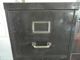 Retro Filing Cabinet Antiques Atlas Vintage Metal Filing Cabinet