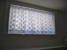 Basement Window Curtains 17 Best Ideas About Small Window Curtains On Pinterest Small Small
