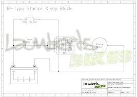 electrical starter wiring diagram motor control circuit endearing