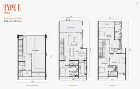 genkl unit layout plan floor plan