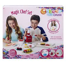cuisine toys r us orbeez crush magic chef set toys r us