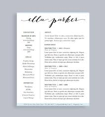 lovely decoration free cover letter and resume templates classy
