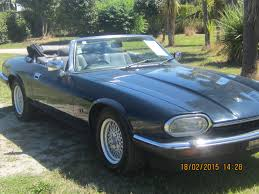 mom u0027s curbside classic 1995 jaguar xjs convertible u2013 t bird