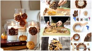 15 fun and easy pine cone crafts to beautify your home useful