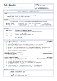 Blizzard Resume Cover Letter Document Control Administrator Resume Document