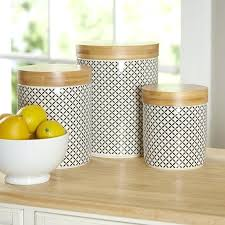 contemporary kitchen canisters modern kitchen canisters collection canisters luxury kitchenware