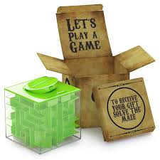 amazon com money maze puzzle box for kids and adults unique way