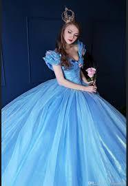 cinderella quinceanera dress aliexpress buy 2016 style sky blue cinderella quinceanera