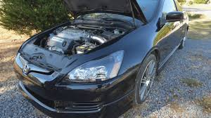 2004 honda accord headlights how to install aftermarket spyder black style headlights on a