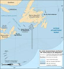 map of st and miquelon file and miquelon eez map fr svg wikimedia commons