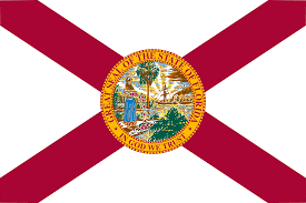Flag Graphics Florida Flaggen Der Us Staaten
