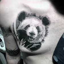 14 panda bear tattoos tattoos pandab 228 ren und ihre m 228