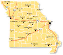 missouri map cities welcome to moccfoa