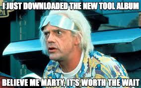 Meme Tool - the new tool album from melcro