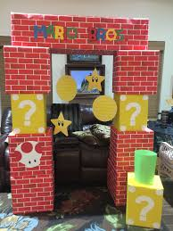 Halloween Block Party Ideas by Mario Brothers For Trunk Or Treat Halloween Pinterest Mario