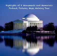 Walking Map Of Washington Dc by Washington Dc U2013 8 Monuments And Memorials U2013 Highlights Maps