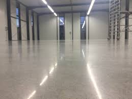 becosan grinding and polishing concrete floors dustproof