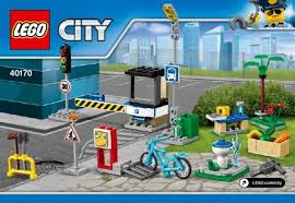 lego city instructions childrens toys