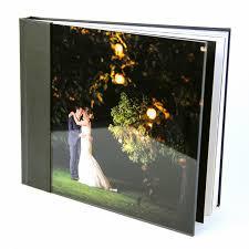 acrylic wedding album photographic wedding album