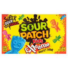 Sour Patch Kid Costume Halloween Sour Patch Kids Extreme Sour Soft U0026 Chewy Candy 3 5 Oz Walmart