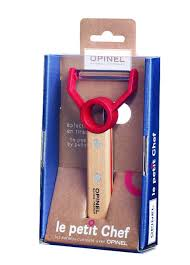 amazon com opinel le petit chef knife and fingers guard kitchen