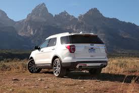 nissan murano vs ford explorer 2016 ford explorer platinum review 20 2016 ford explorer platinum