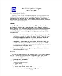 it support report template sle test report template 9 free documents in word pdf