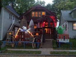 Outdoor Halloween Decorations Cheap by Cheap Halloween Decoration Ideas Ghostbusters Halloween