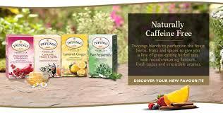 twinings tea canada