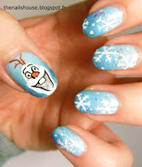 nail art absolutely awesome disney nail art frozen nails fearsome