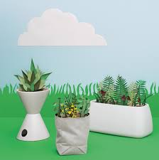 gardening products modern portable planter pots dwell