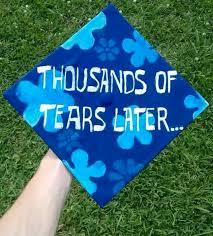 high school graduation caps 18 graduation caps that you d actually want to wear gurl
