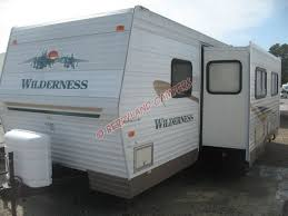 Fleetwood Wilderness Travel Trailer Floor Plans 2004 Fleetwood Wilderness Travel Trailer Floor Plans