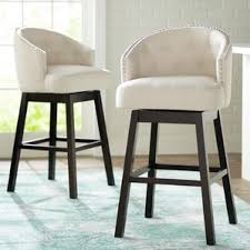 Low Back Bar Stool Low Back Bar Stools Birch Lane