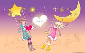 cutest couple quotes cute cartoon couple love hd wallpapers for