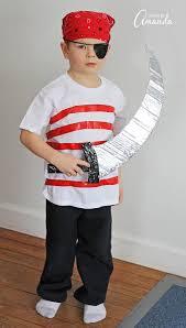 Create Halloween Costume Pirate Costume Halloween Costume Duct Tape
