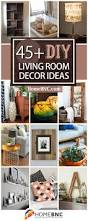 Room Decoration Ideas Diy by 45 Best Diy Living Room Decorating Ideas And Designs For 2017