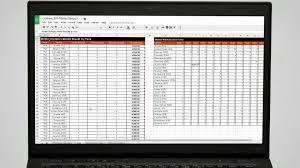 Free Excel Spreadsheet Online Excel Online Vs Google Sheets Youtube